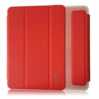 "iCase Slim Book Cover for Samsung Galaxy Tab A (8.0"") T350 (Red) Price Philippines"
