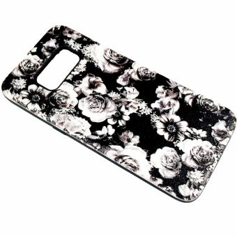 DualPro Hard Shell PC Case with Floral Paint for Samsung Galaxy S8 #4 Price Philippines