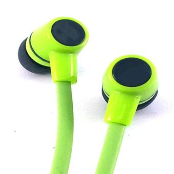 Stereo Earphone/Headsets with Mic for Nokia Asha 303 (Green) Price Philippines
