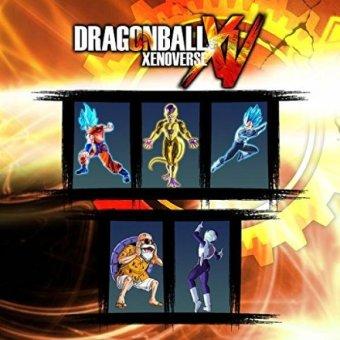 Dragon Ball XenoverseResurrection F PackPs3 Digital Code Price Philippines