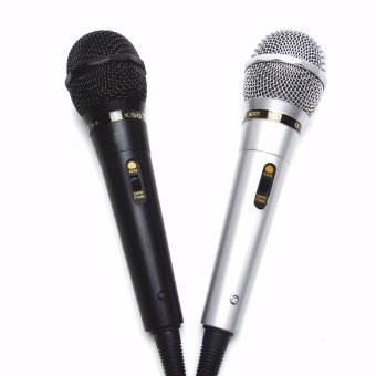 Harga NUVOS MC2X75 High Quality Dynamic Microphone
