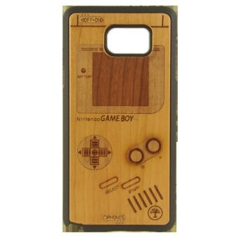BAUM Gameboy Cherry Wood Edition Case for Galaxy Note 5 Price Philippines