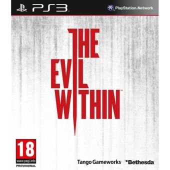 Harga Bethesda Softworks The Evil Within Game for Playstation 3