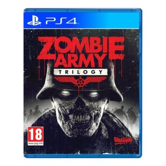 Zombie Army Trilogy Game for PS4 Price Philippines