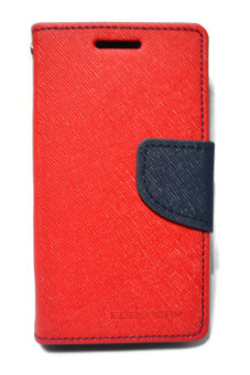 Mercury Leather Case for Sony Xperia E1 (Red) Price Philippines