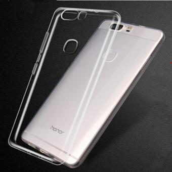 Super Light Clear TPU Back Case Cover For Huawei Honor 8 (Huawei Honor 8) - intl Price Philippines