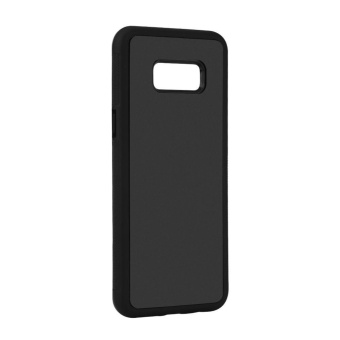 Harga Anti Gravity Shockproof Back Cover Anti-Scratch Adsorption Phone Case For Samsung S8 Plus(Black) - intl