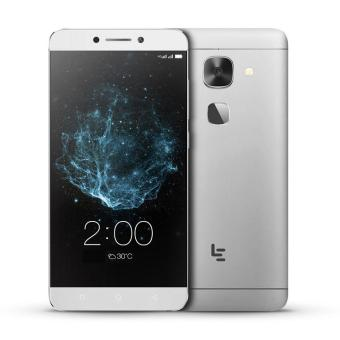 Letv LeEco Le Max 2 X829 Frameless Fingerprint Smartphone 4G 4GB RAM+64GB ROM Silver - intl Price Philippines