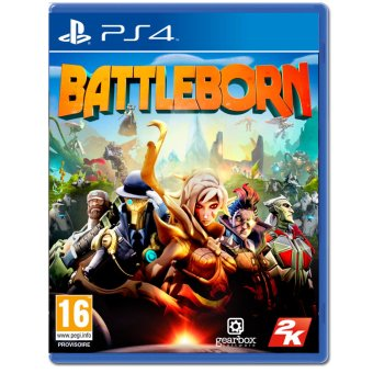 Battleborn (R3) for PS4 Price Philippines