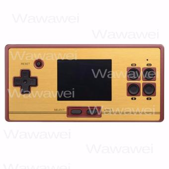 Harga Wawawei Hot sale FC pocket classic retro 30 anniversary video game children's handheld game console 2.6 inch screen 600 games tv game