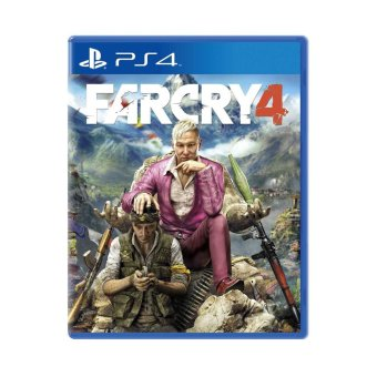 PS4 Video Game Tape: Farcry 4 Price Philippines