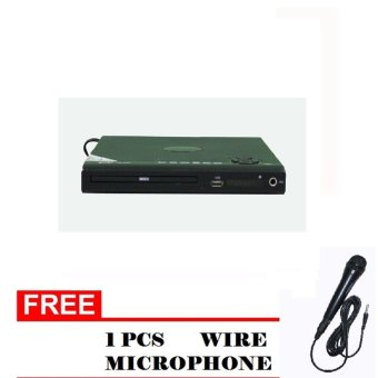 Harga Top Mini DVD MD-8504
