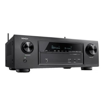 Harga DENON AVR-X1300W - 80w 7.2 CH AV Surround Receiver with Dolby Atmos
