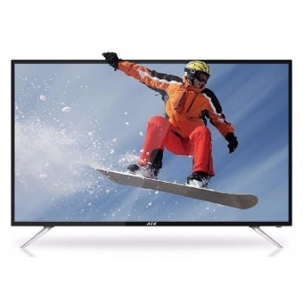 "Ace 55"" Slim 4K Ultra HD Smart TV Black LED-805 Price Philippines"