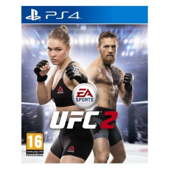 Harga EA GAMES UFC 2 [R1] Video Game for PS4