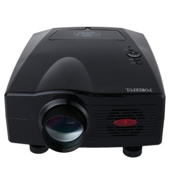 POWERFUL SV - 100 1080P 3500 Lumens 800 x 480 Pixels HD Home Cinema Video Game Projector Price Philippines