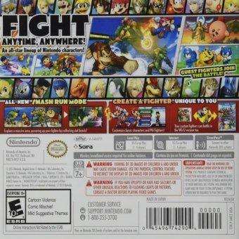 Super Smash Bros. - Nintendo 3DS Price Philippines