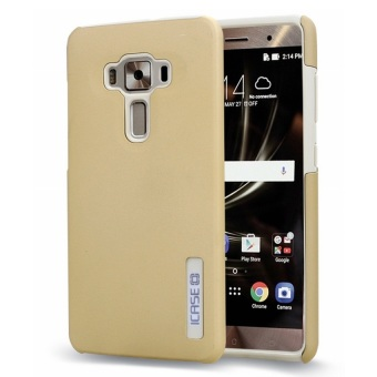 "iCase Dual Pro Shockproof Case for ASUS Zenfone 3 (5.5"") ZE552KL (Gold) Price Philippines"