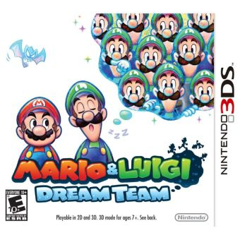 Harga Nintendo Mario and Luigi Dream Team Game for Nintendo 3DS