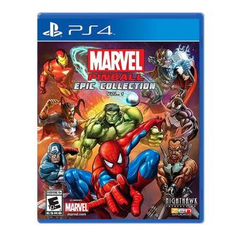 Marvel Pinball Epic Collection Vol. 1 [R1] for PS4 Price Philippines