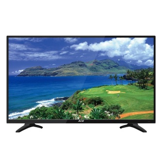 "Ace 32"" Slim LED TV Black LED-808 DN4 Price Philippines"