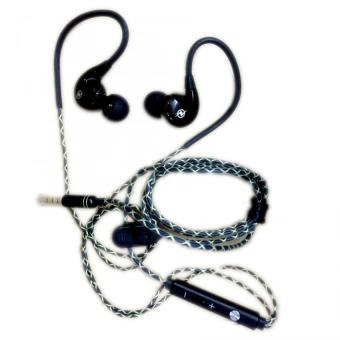 N-Power NP-E90 Sports Series Earphone (Black) Price Philippines