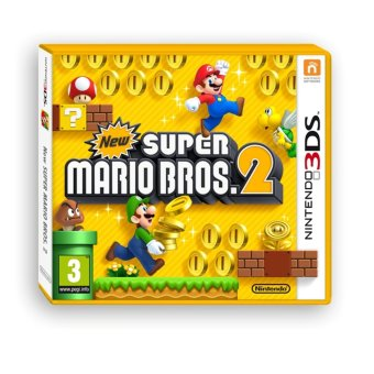 Harga Super Mario Bros. 2 Video Game for Nintendo 3ds