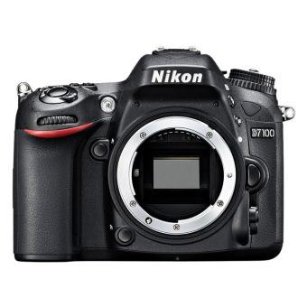 (IMPORT) Nikon D7100 body DSLR Camera Black