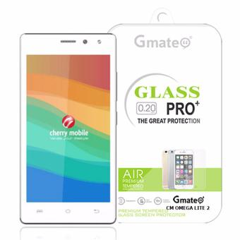 Harga Gmate Tempered Glass Screen Protector For Cherry Mobile Omega Lite 2