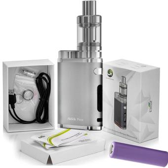 Eleaf iStick Pico 75W Starter Kit Cigarette With Battery (Silver) Price Philippines
