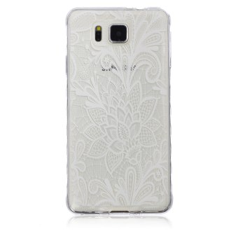 Soft TPU Cover Case for Samsung Galaxy Alpha G850F - intl Price Philippines
