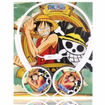 Sound Bytes Anime One Piece Monkey D. Luffy Over-the-Ear Headphones Price Philippines