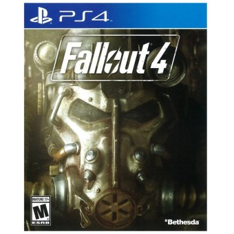 Harga Video Games: Fallout 4 for PS4