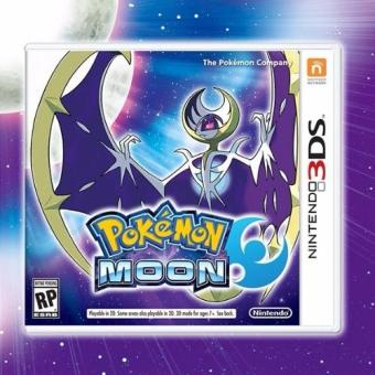 Harga Nintendo Game Pokemon Moon