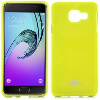 Mercury-Jelly Backcase for Samsung Galaxy A3 2016 (Lime) Price Philippines