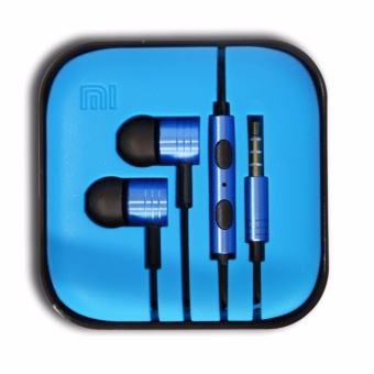 MI Piston Ear Earphones Headset Headphones for xiaomi M3 2S 2A (Blue) Price Philippines
