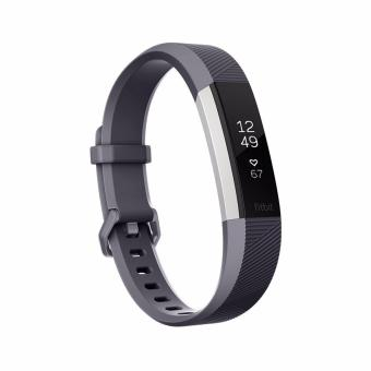 Fitbit Alta HR Large Grey - intl Price Philippines