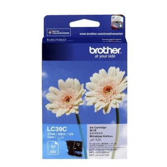 Brother Ink Cartridge LC39 (Cyan) Price Philippines