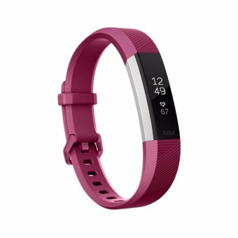 Fitbit Alta HR Fitness Tracker - Large (Fuchsia) Price Philippines