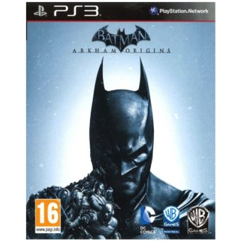 Harga Batman Arkham Origins for PS3