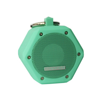 Harga Nuvos Vinnfier Neo Boom Bluetooth Speaker (Light Green)