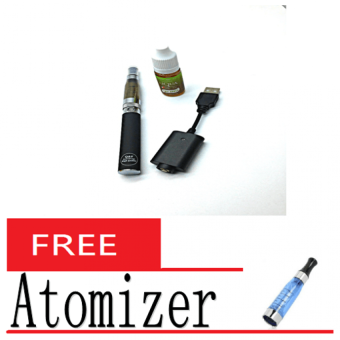 CE5 E-Cigarette (Black) with Free Smoke Oil 10ML and Atomizer #3 Price Philippines