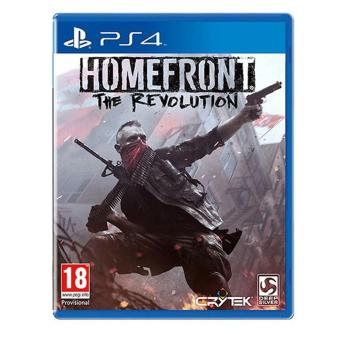 Homefront: The Revolution [R3] for PS4 Price Philippines