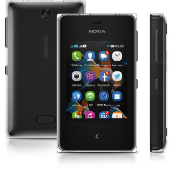 Nokia Asha 500 Dual Sim (Black) Price Philippines