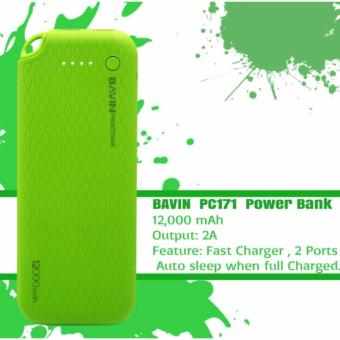 BAVIN PC171 12000mAh Quick Charging Power Bank Price Philippines
