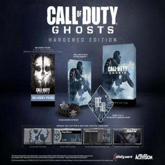 Call Of Duty Ghosts Hardened Edition Sony Playstation 3 Ps3 Game Price Philippines