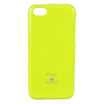 Goospery Color Pearl Jelly Case iPhone 5C (Lime Green) Price Philippines