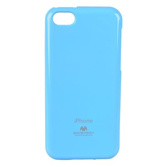 Goospery Color Pearl Jelly Case iPhone 5C (Sky Blue) Price Philippines