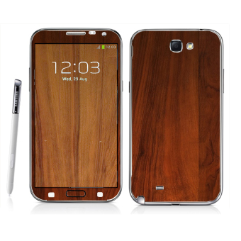 Harga Samsung Galaxy Note 2 Skin by Oddstickers