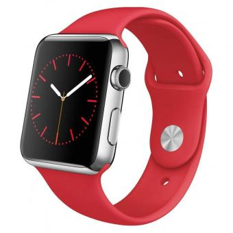 Harga Smart Phone IOS Style Smart Watch (Red)